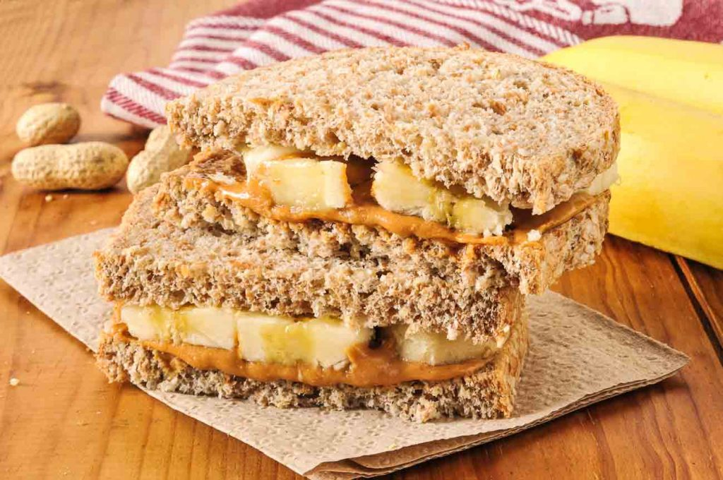 banana sandwich recipe